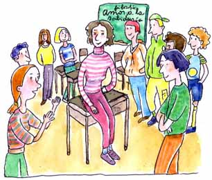 Primeras habilidades sociales ejemplos
